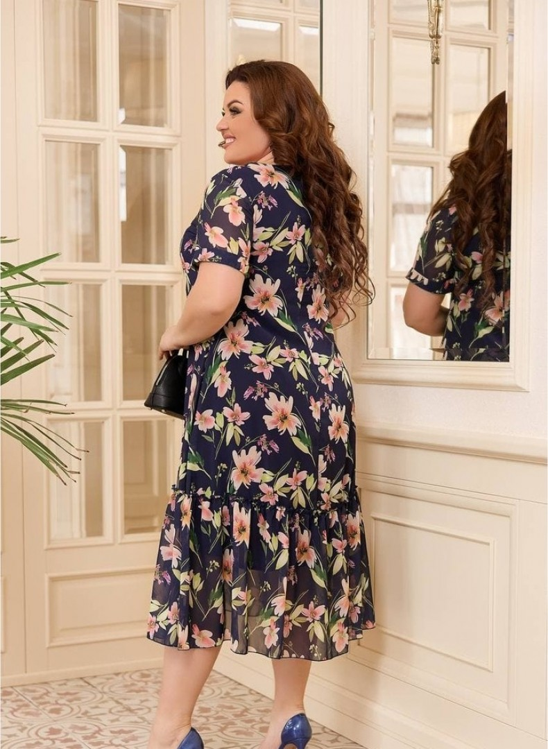 Платье №4689-2124
