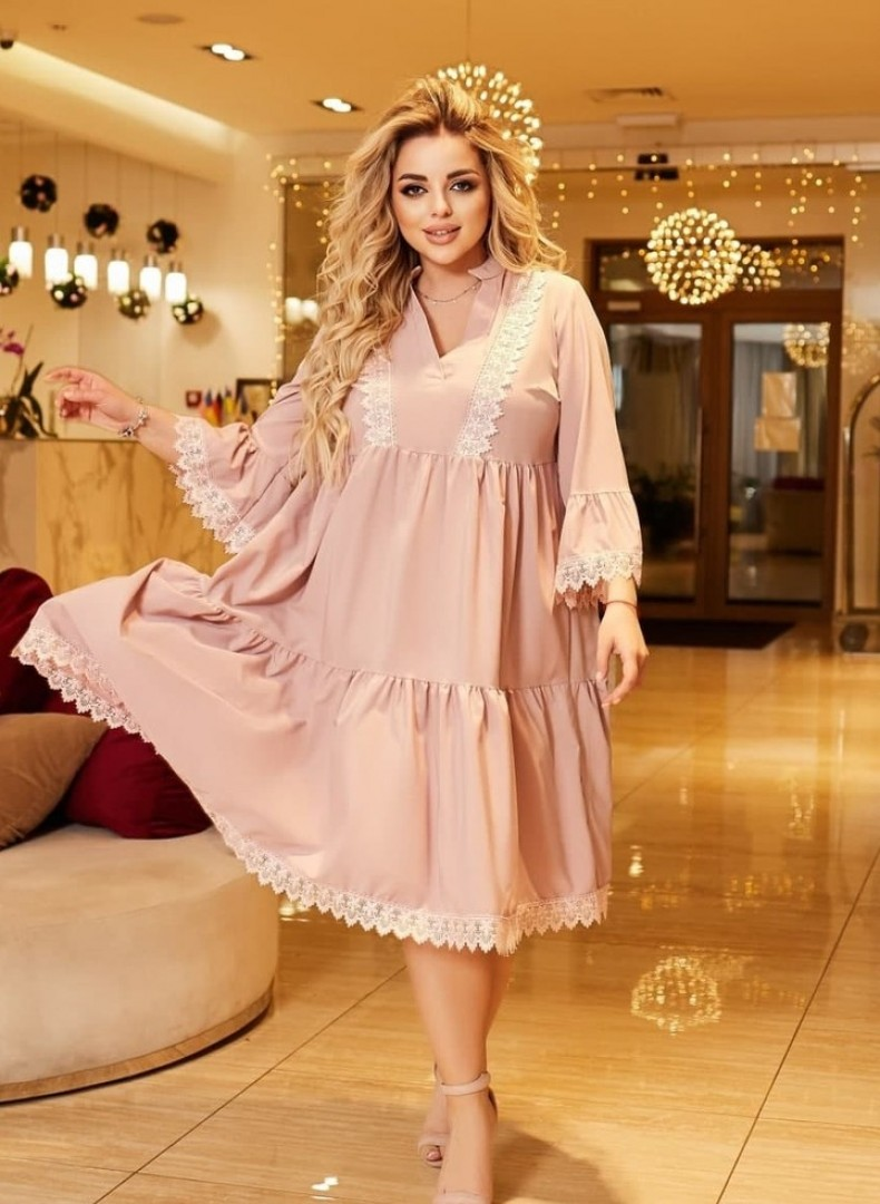 Платье №4858-803-2