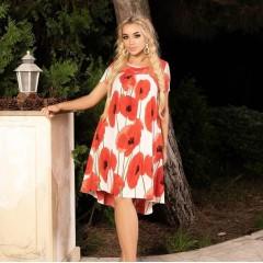 Платье №4687-с456