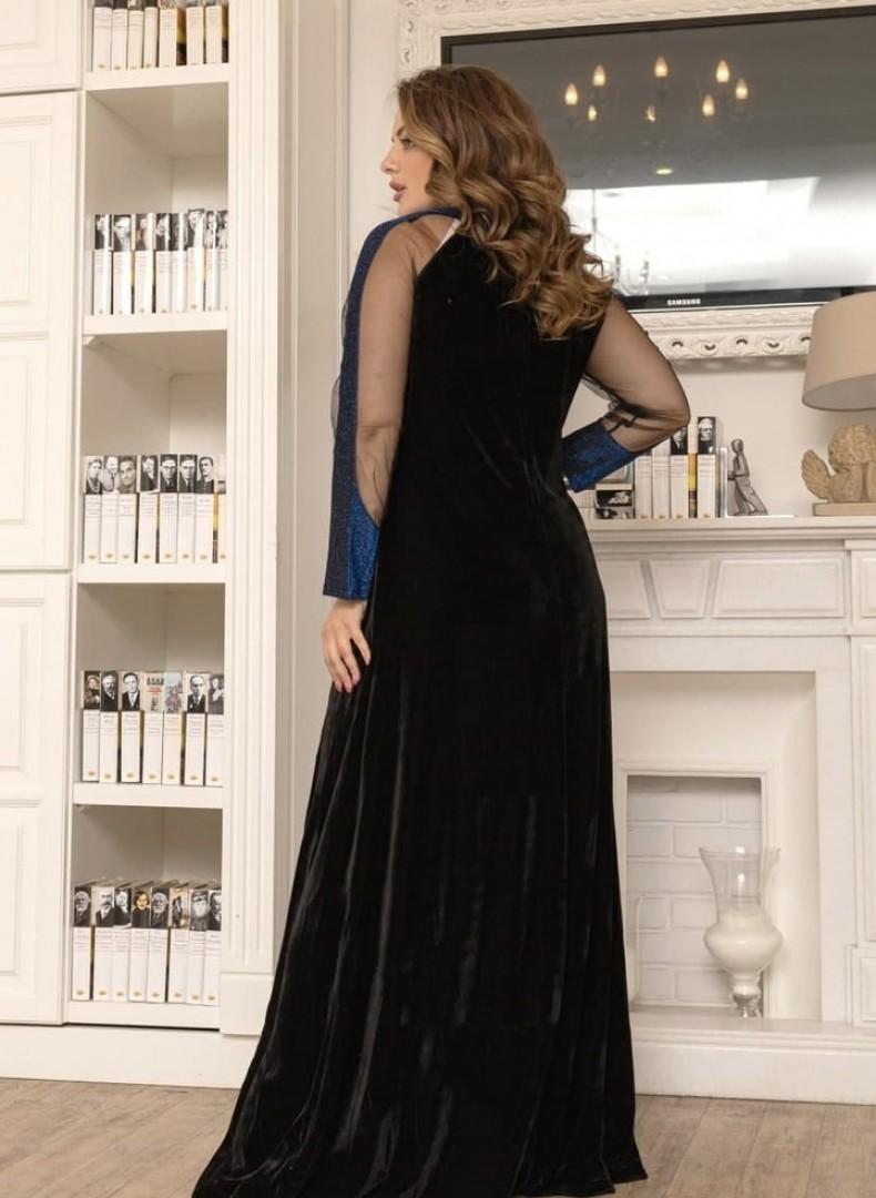 Платье №4858-858-1