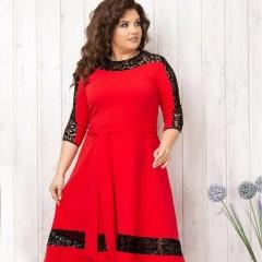 Платье №1491-056