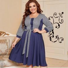 Платье №1491-074