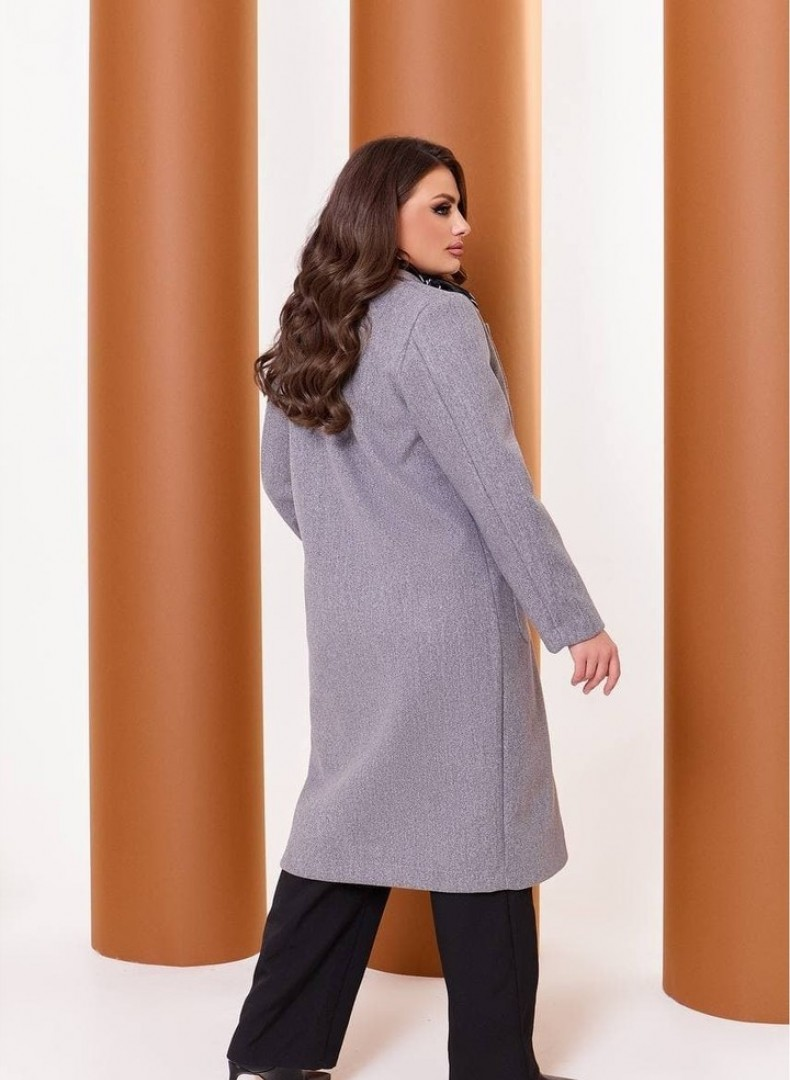 Пальто №730-1025