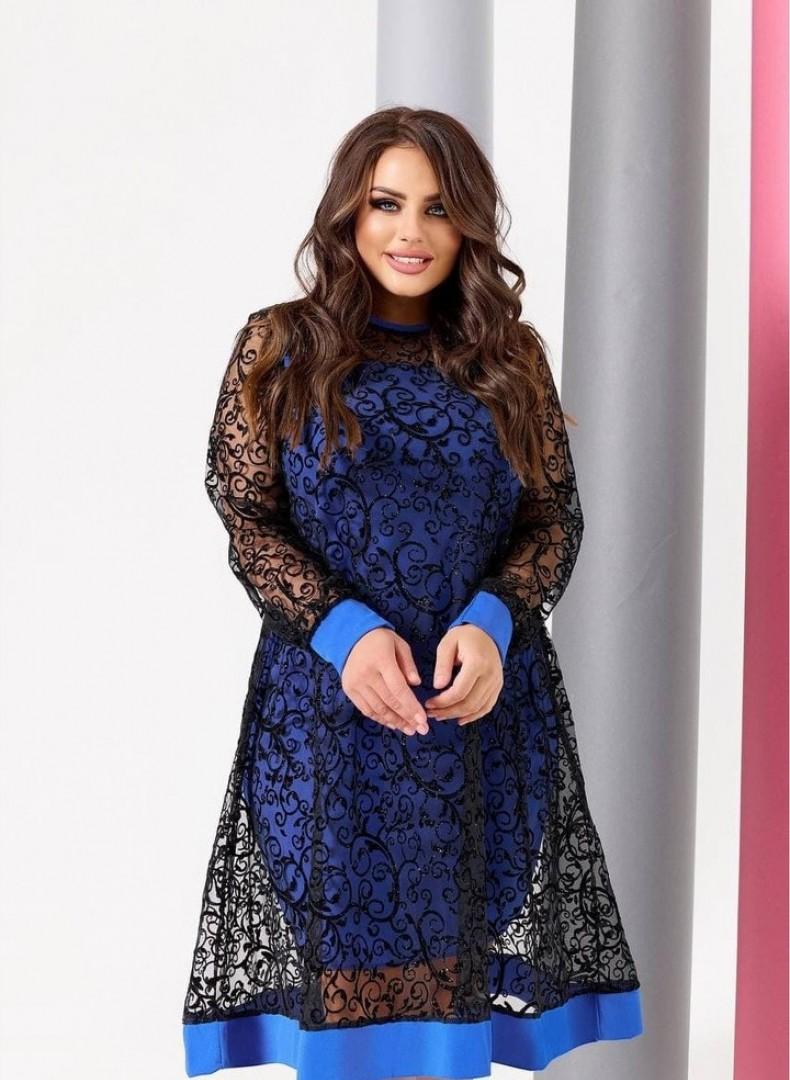 Платье №734-9483