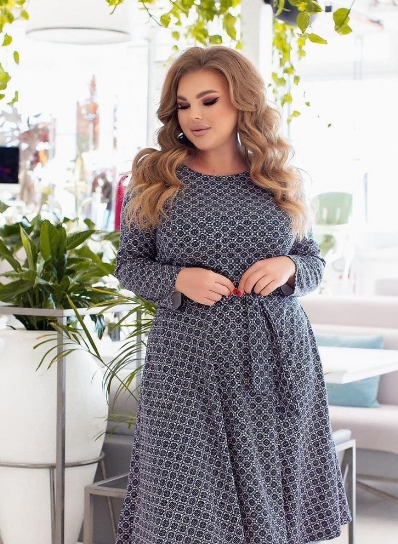 Платье №789-ак0538